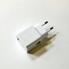 Блок питания ADAPTER 10W 5V/2A WH(USB) (LITEON/PA-1100-01E1(A03)(EU))