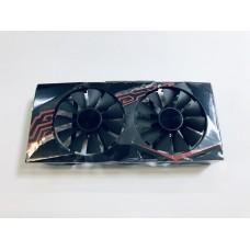 Вентиляторы для видеокарты ASUS DIOMAND_2B_EF_4P_3K5 GBM_NEW (NTK/15080000075) Для моделей ASUS: EX-GTX1060-6G; EX-GTX1060-O6G; EX-GTX1070-8G; EX-GTX1070-O8G; EX-RX570-4G; EX-RX570-4G-S8-USB; EX-RX570-O4G; EX-RX570-O4G-S8-USB; EX-RX570-O8G; EX-RX580 2048S