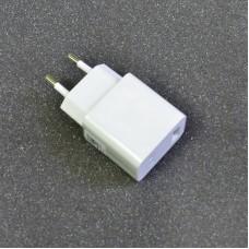 Блок питания ADAPTER 5W 5.2V/1A 2P WH(USB) (PI/AD2061020910-2LF(EU))