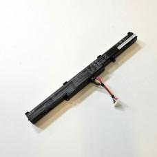 Аккумуляторная батарея X550 BATT/PAN CYLI/A41-X550E-1 (SMP/UR18650ZTA/4S1P/14.8V/44WH)