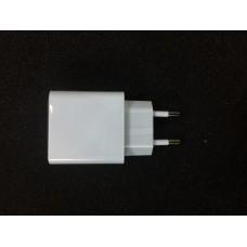 Блок питания ADAPTER 10W 5V/2A 2P WH(USB) (PI/AD2037020910LF(EU))