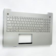 Клавиатурный модуль G750JW-1A K/B_(RU)_MODULE/W8 (ILU CHIC)(W/TP W/TP_MYLAR)